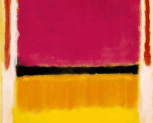 Violet, Black, Orange, Yellow on White and Red — Марк Ротко