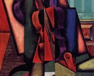 Violin and Guitar — Хуан Грис