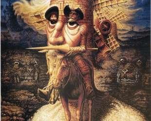Visions of quixote — Октавио Окампо