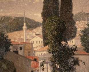 Landscape from Kavala — Константинос Партенис