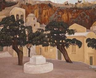 Walls of Monemvasia — Константин Малеас