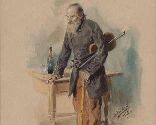 Бродячий скрипач — Владимир Маковский