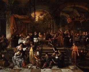 Wedding Feast at Cana — Ян Стен