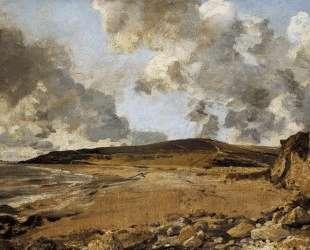 Залив Веймут с горой Джордан — Джон Констебл