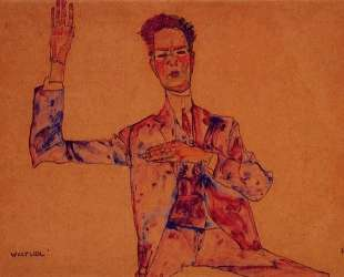 Willy Lidl — Эгон Шиле