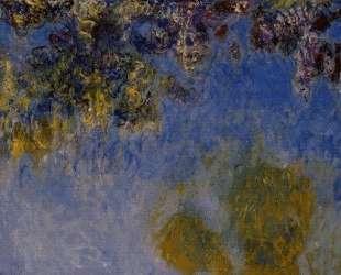 Вистерия — Клод Моне