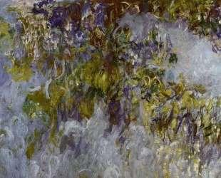 Вистерия (левая половина) — Клод Моне