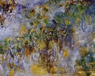 Вистерия (правая половина) — Клод Моне
