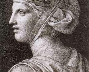 Женщина в тюрбане — Жак Луи Давид