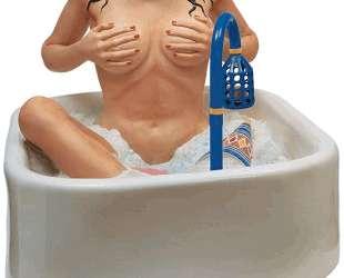 Woman in Tub — Джефф Кунс