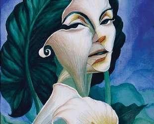 Woman of substance — Октавио Окампо