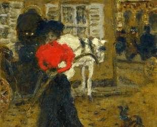 Woman on the Street — Пьер Боннар