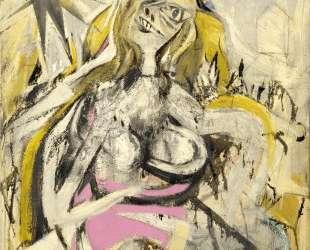 Woman/Verso: Untitled — Виллем де Кунинг