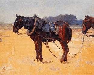 Work Horses — Корнелис Вреденбург