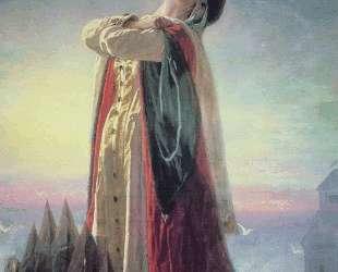 Плач Ярославны — Василий Перов