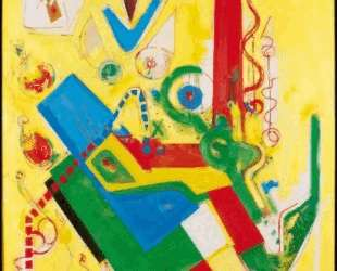 Yellow Predominance — Ганс Гофман