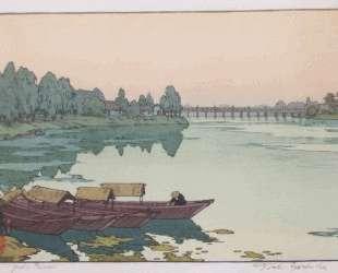 Yodo River — Тоси Ёсида