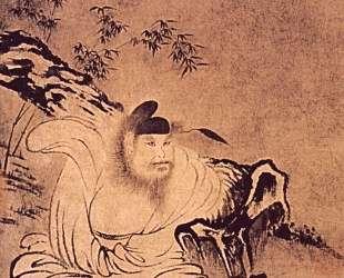 Zhong Kui, Demons tamer — Шитао