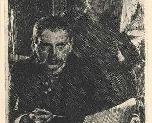 Zorn and his Wife — Андерс Цорн