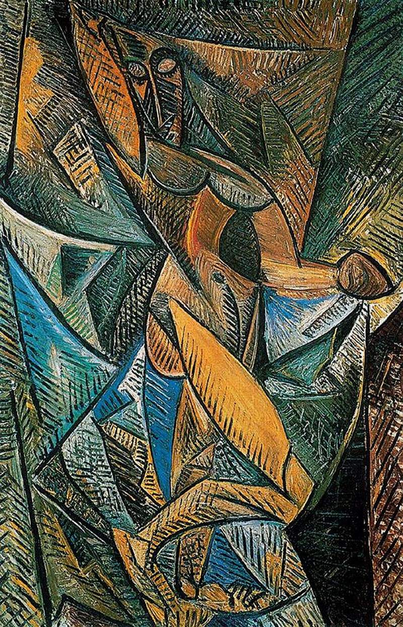 a history of the cubism art movement in europe