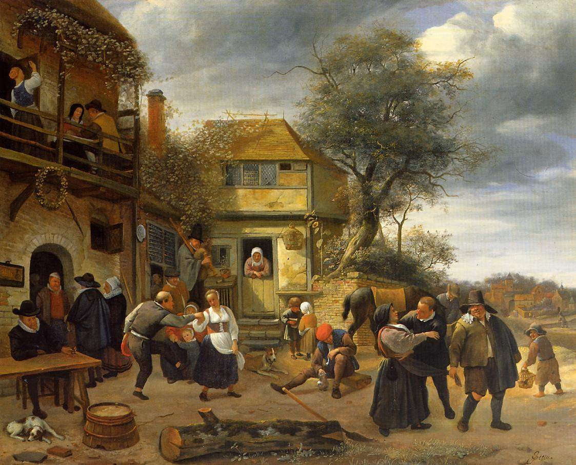 peasant life in 14th century europe I'm a male peasant in 13th century western europe my older brother has just inherited our late father's farm i don't want to just be a poor farmhand my whole life.