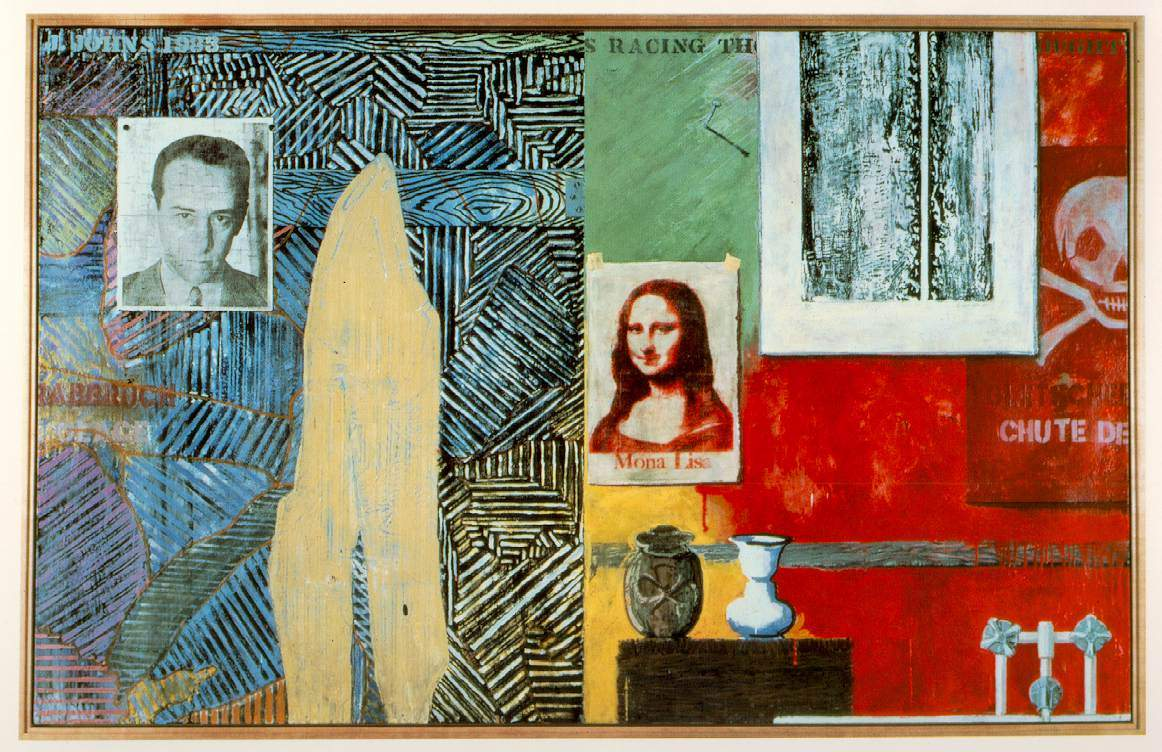 The Relationship Between Jasper Johns amp Robert Rauschenberg