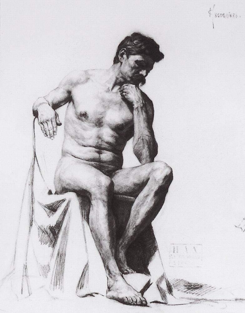 Нарисуй Картину С Обнаженными Мужчинами