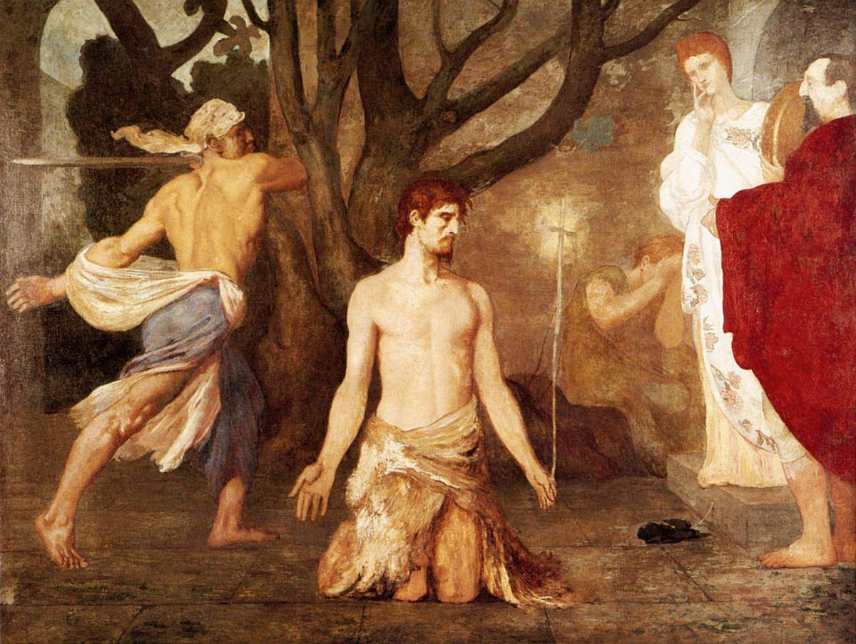 a research on the death of john the baptist John was a preacher who stood in the tradition of the prophets, and he proclaimed the message god laid upon his heart all of his preaching is filled long after the death of jesus, priscilla and aquila met a jew named apollos who was a disciple of john the baptist and came from alexandria, and.