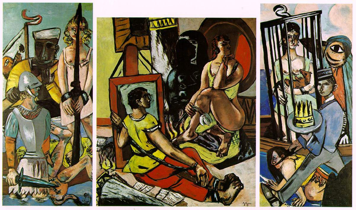 art max beckmann Updated on 21 sep 2018: max beckmann (1884-1950) (germany) is an artist born in 1884 the oldest auction result ever registered on the website for an artwork by this artist is a painting sold in 1984, at sotheby's, and the most recent auction result is a print-multiple sold in 2018.