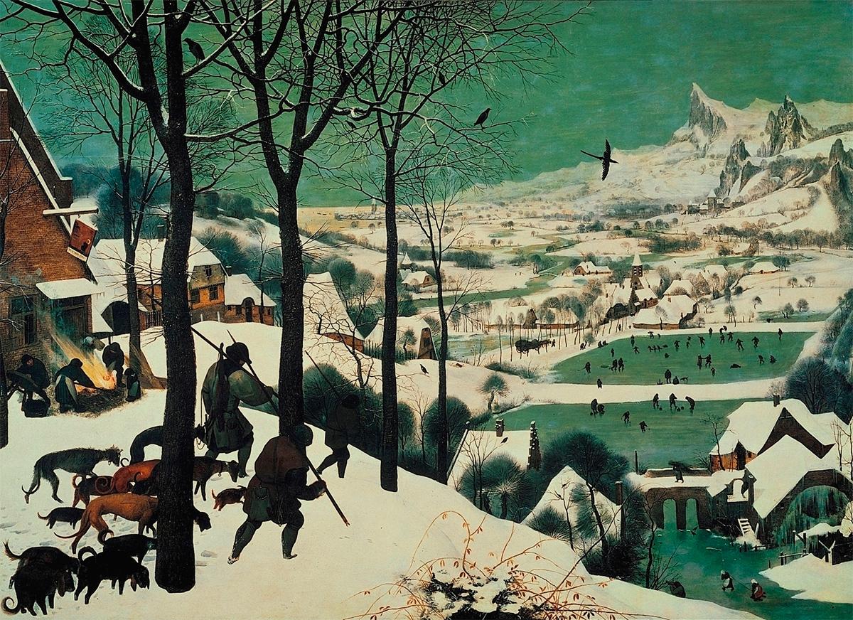 Охотники-на-снегу