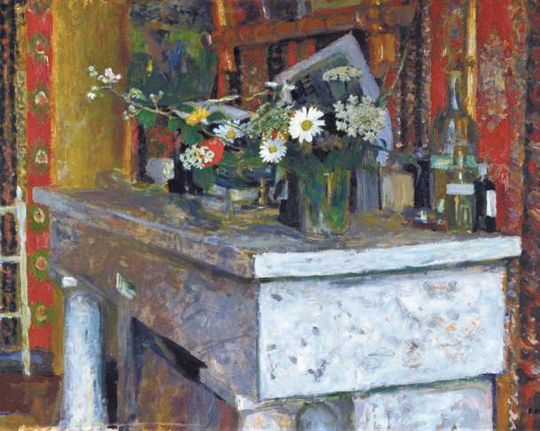 «Камин» 1905
