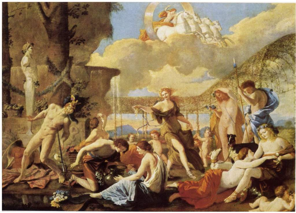Царство Флоры 1631