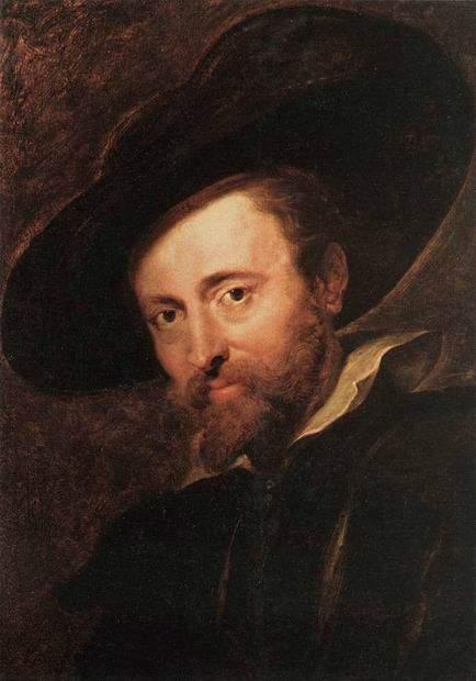 Автопортрет, 1628-1630