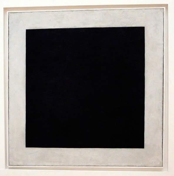Черный квадрат, К.Малевич