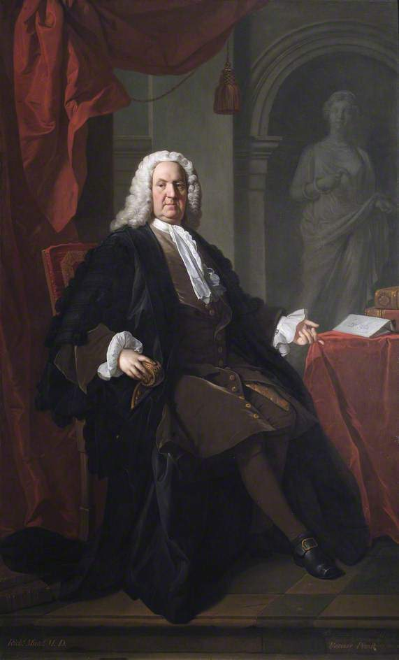Dr Richard Mead