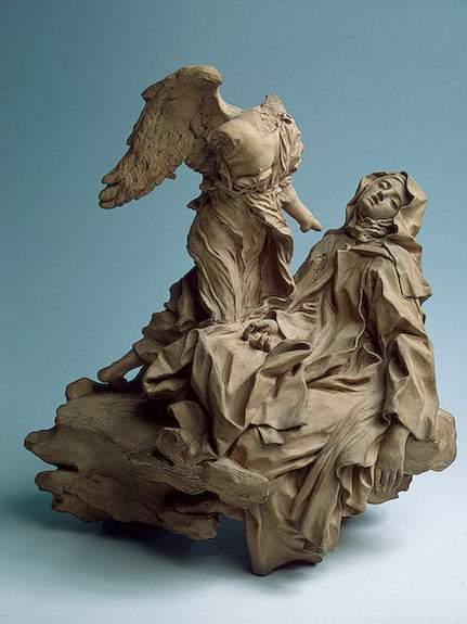 Экстаз святой Терезы 1640