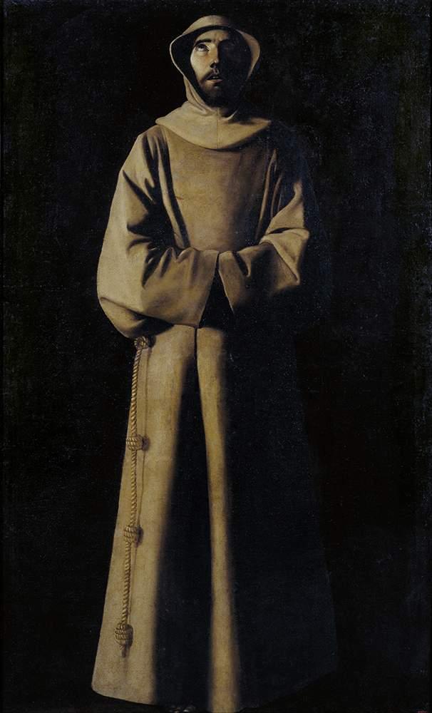 Святой Франциск Ассизский, 1645