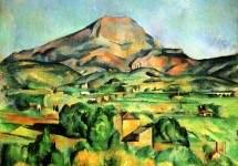 Гора Сент-Виктуар 1885-1895
