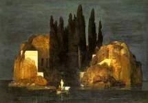 «Остров мёртвых» 1880, май