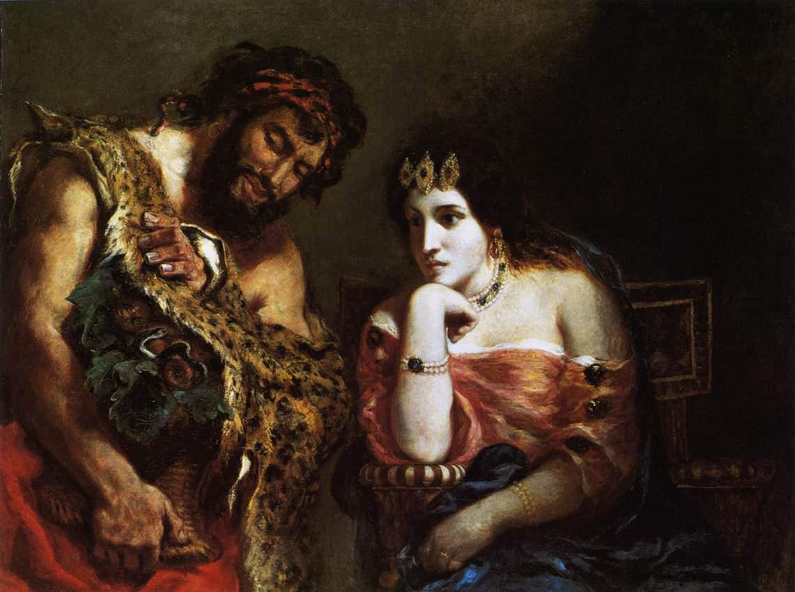 Клеопатра и крестьянин