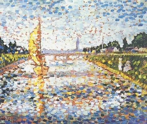 Middelburg-Vlissingen Canal 1907