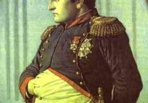Napoleon in the Petroff Palace