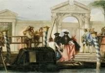 Отплытие гондолы 1785