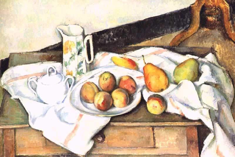 Персики и груши 1895