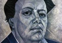 Portrait of Diego Rivera 1960