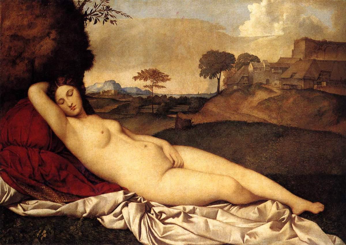 Спящая Венера