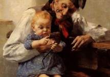 Дед и Внук 1890
