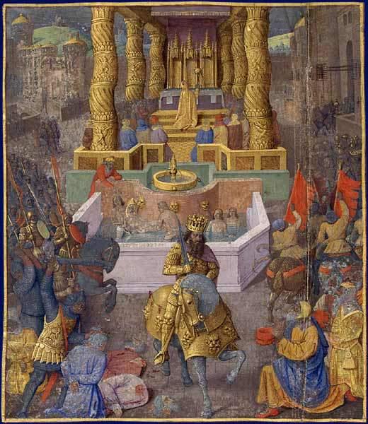 Взятие Иерусалима