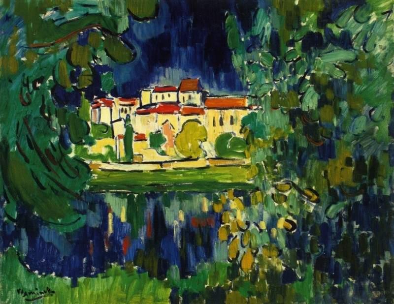 Chatou 1907