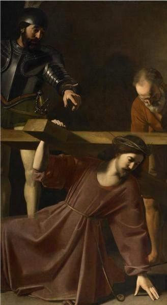 Несение креста 1632
